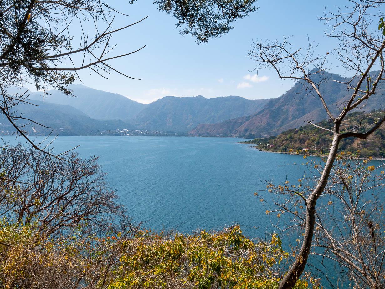 San Marcos La Laguna, Atitlanjärvi, Guatemala