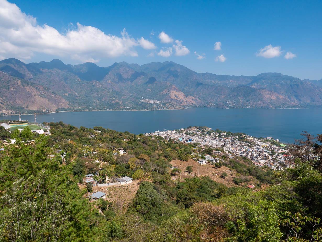 San Pedro La Laguna, Atitlanjärvi, Guatemala 2019, osa 3