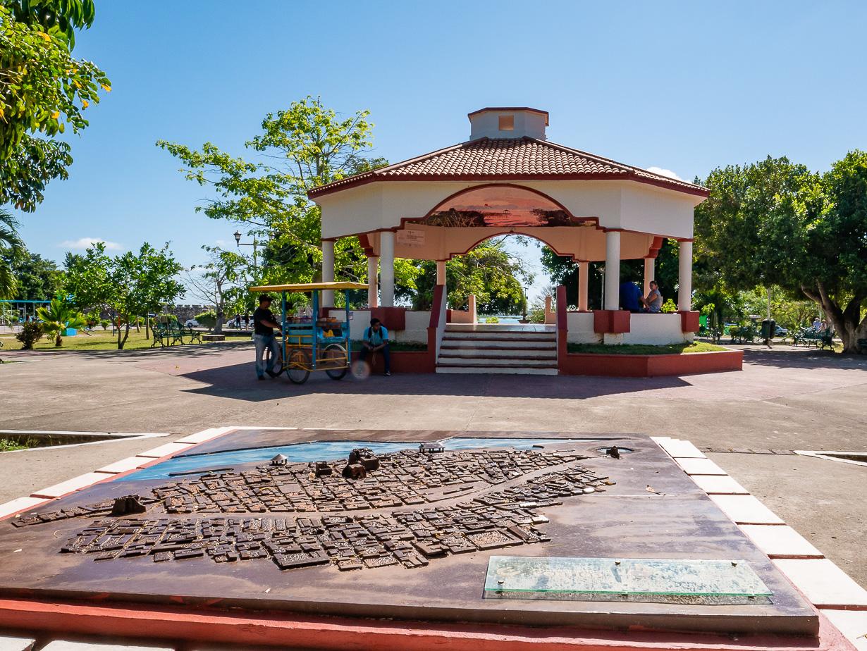 Bacalar, Meksiko