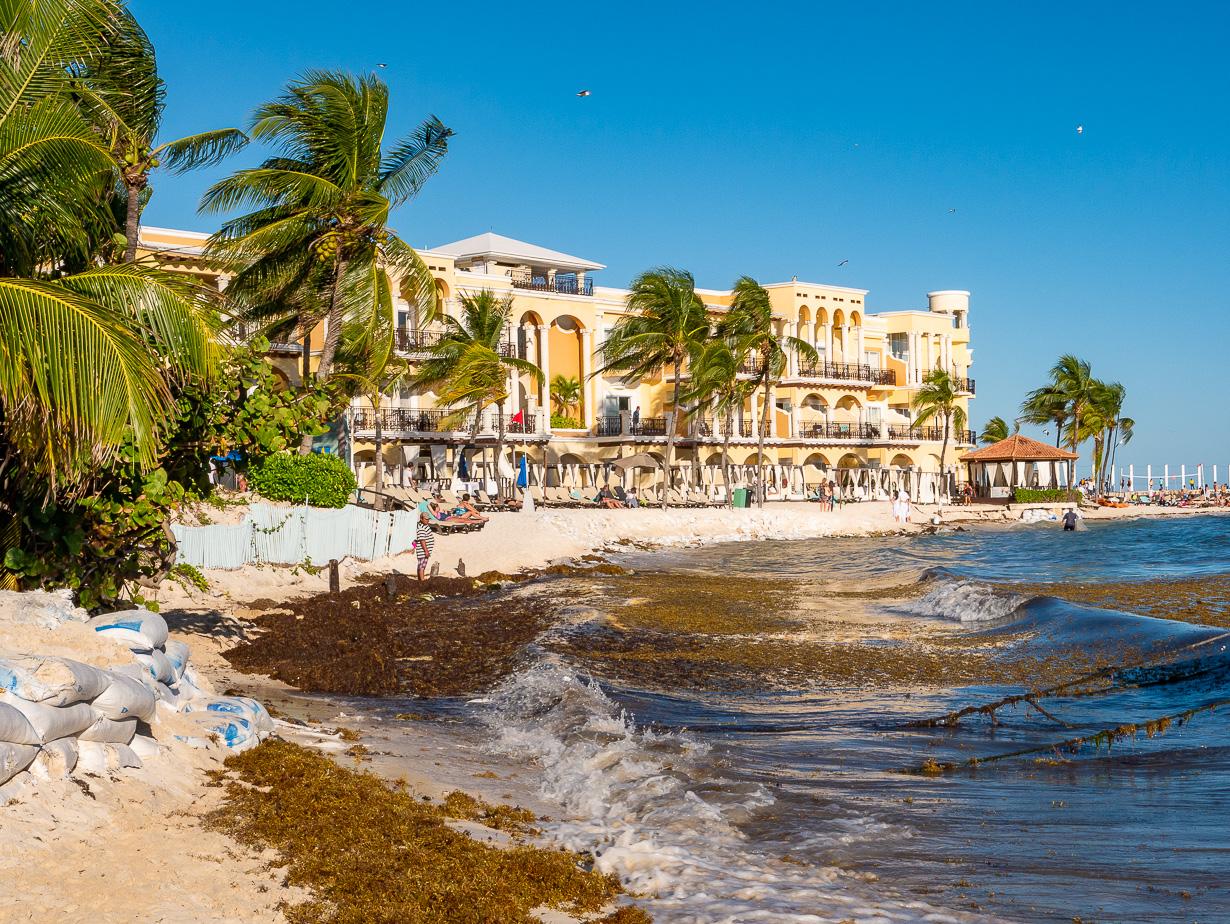 Playa Del Carmen, Meksiko