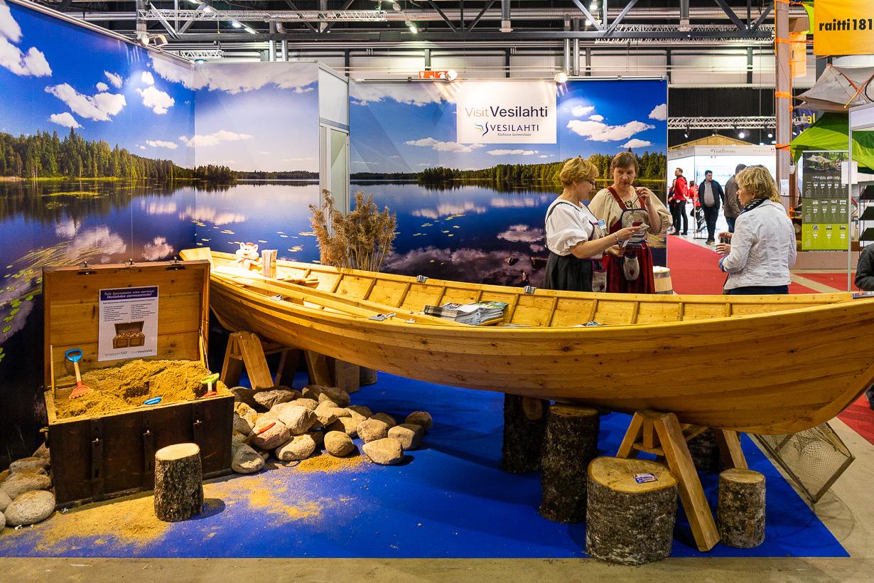 Kotimaan matkailumessut 2019, Tampere