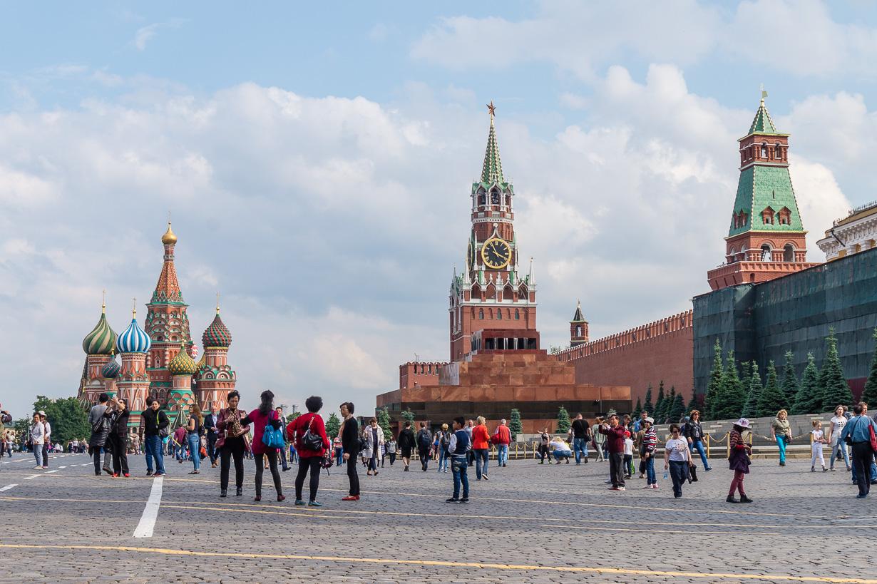 Punainen tori, Moskova