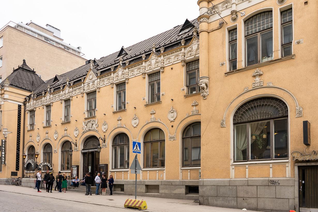 Tampereen ylioppilastalo