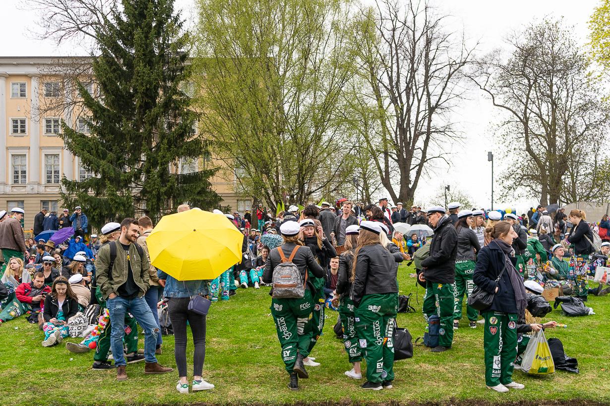 Tampereen vappu 2019