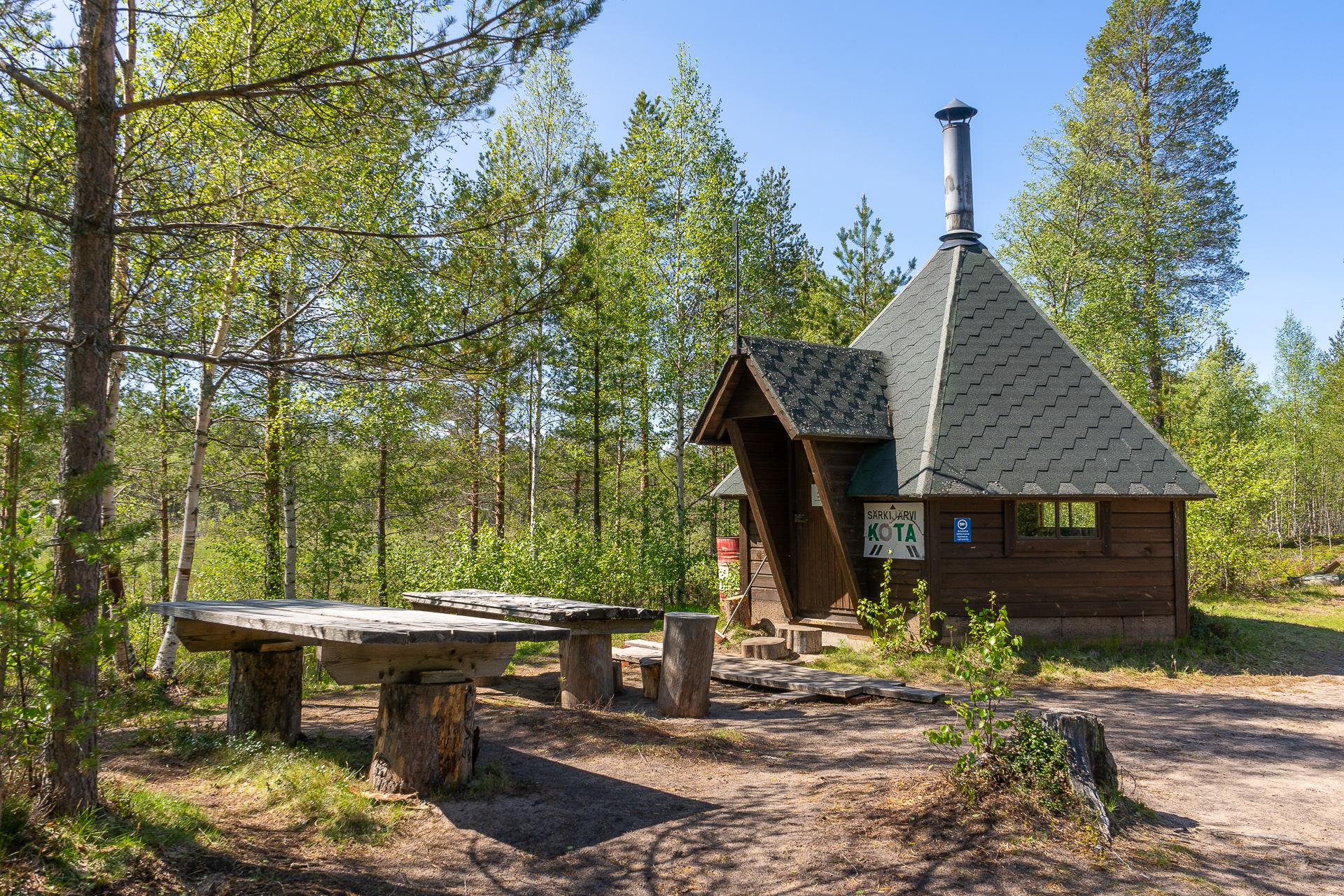 Särkijärven 10 km luontopolku, Kalajoki