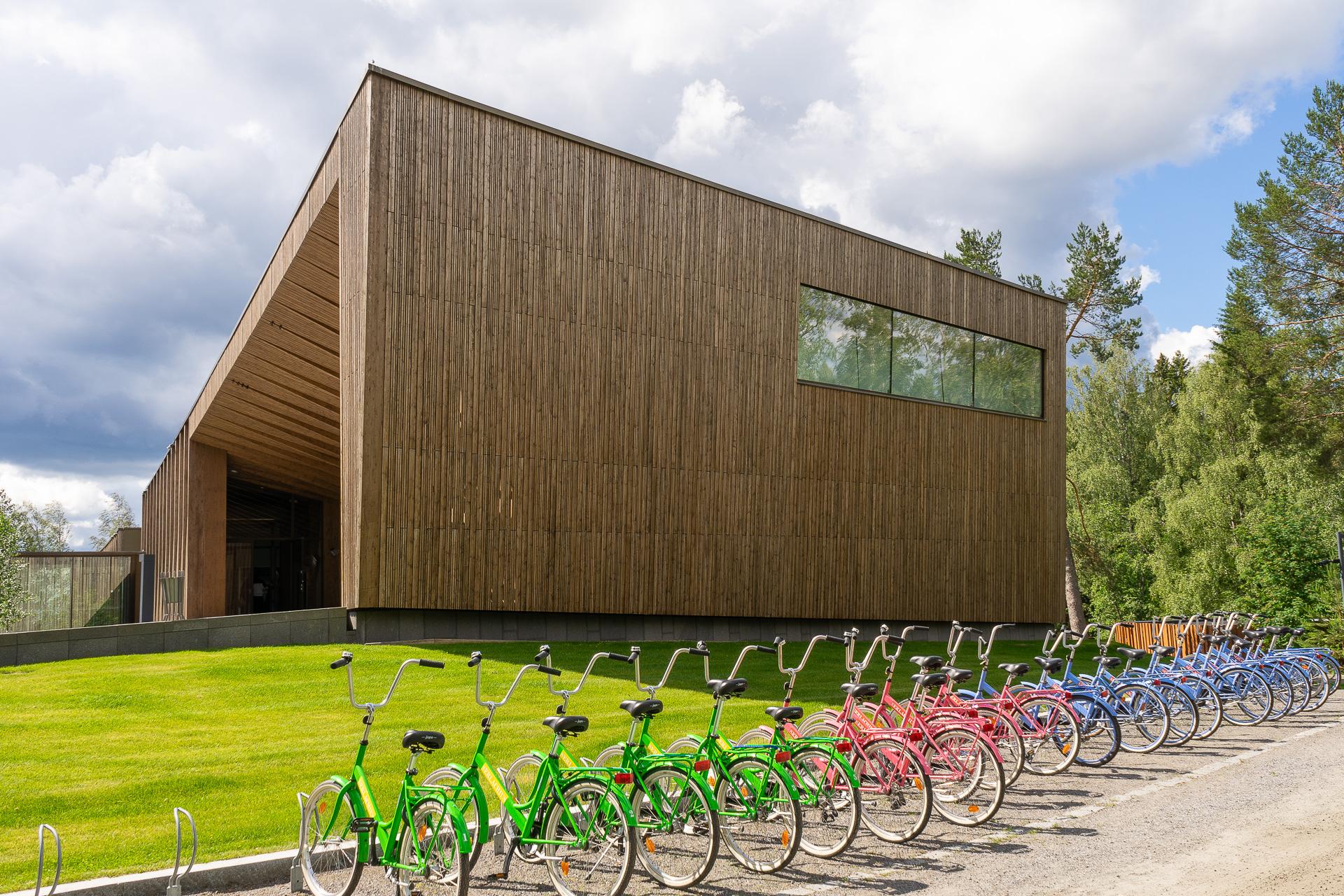 Serlachius-museot, Mänttä