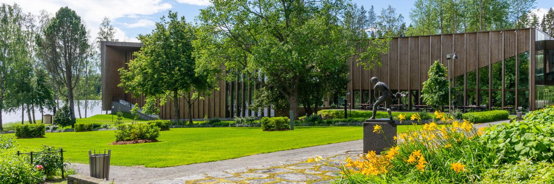 Gösta-museo, Mänttä