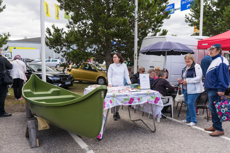 Raumankarin markkinat 2019, Himanka