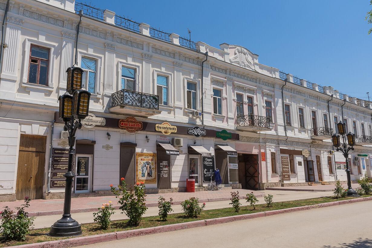 Feodosian historiallinen keskusta