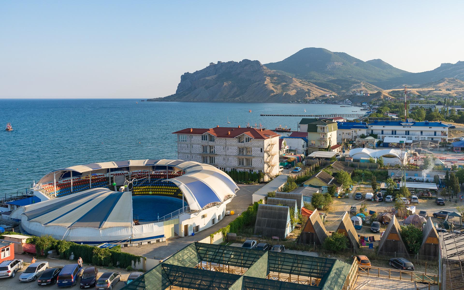 Koktebel, Krim