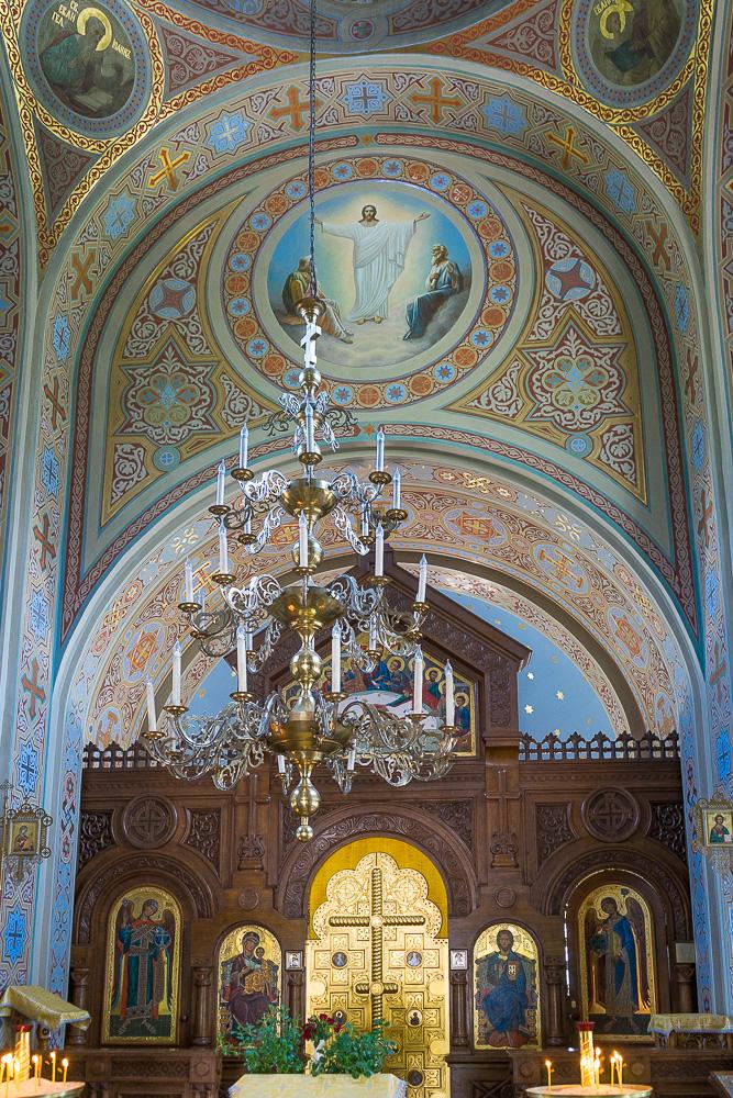 Forosin kirkko, Krim