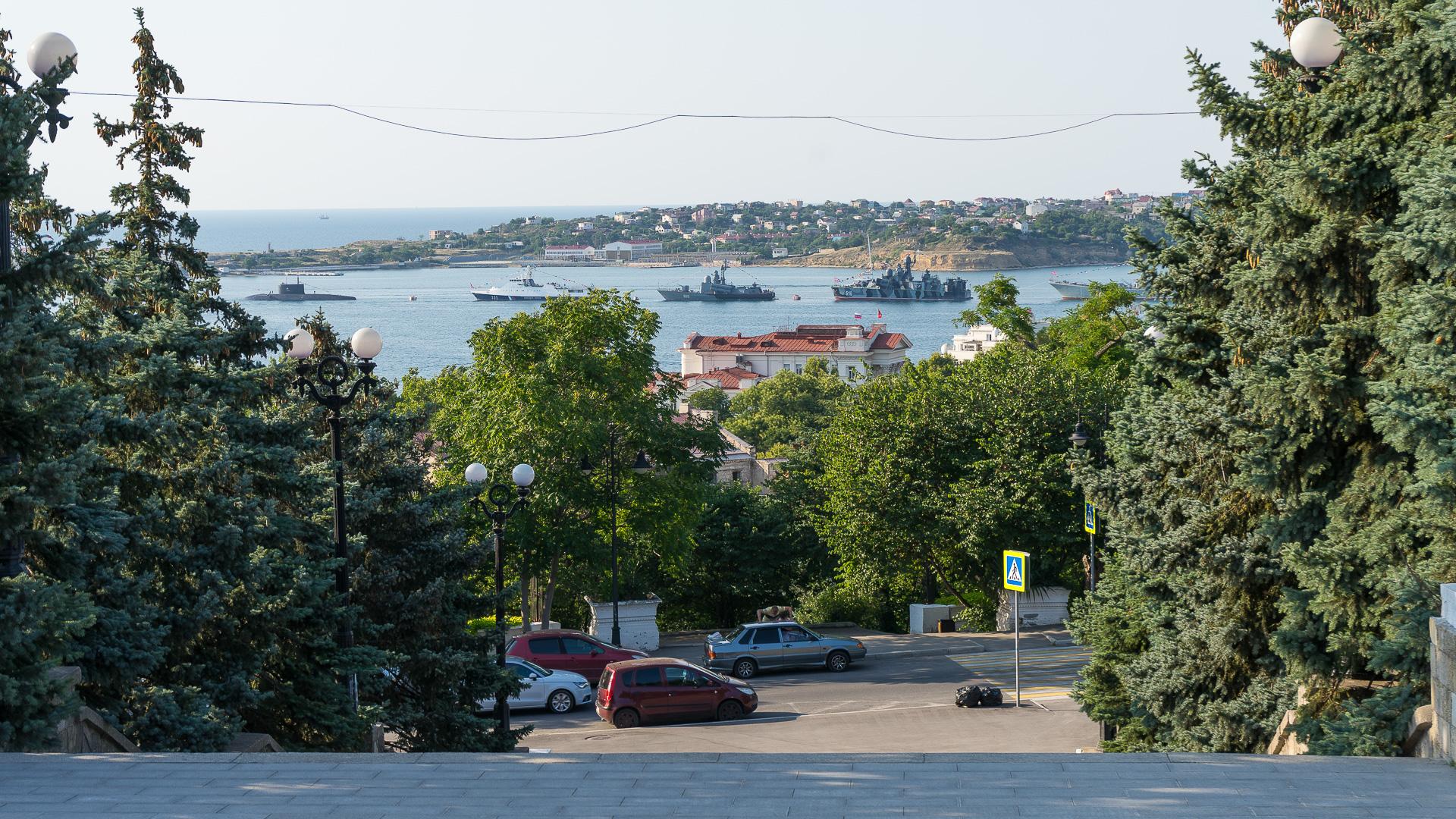 Laivaston päivä, Sevastopol 2019
