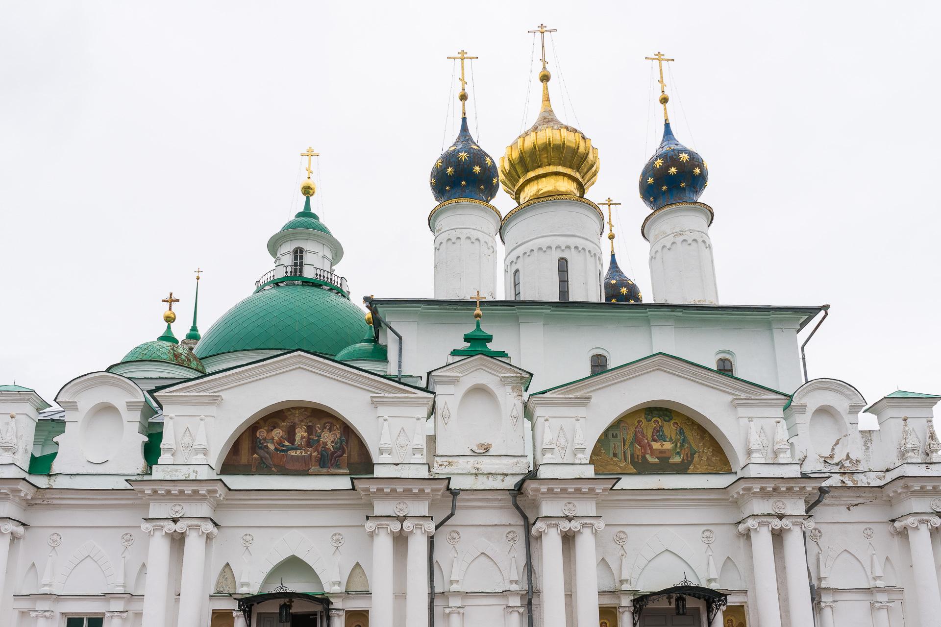 Rostov, Venäjän kultainen rengas