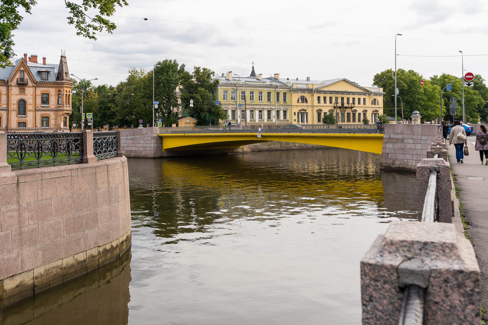 Uusi Hollanti, Pietari, Venäjä