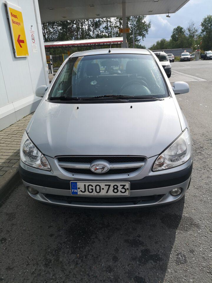 Hyundai Getz Venäjällä