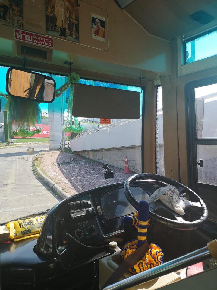 Lentokenttäbussi Phuket Towniin