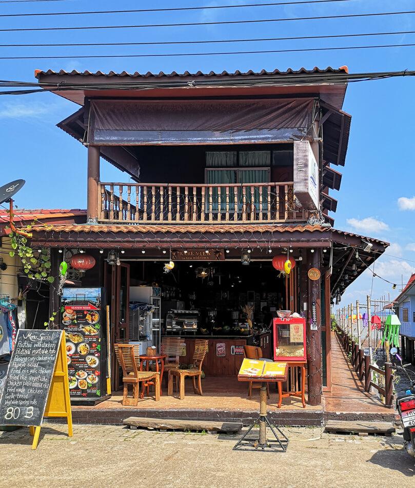 Ravintola Koh Lantan vanhassakaupungissa