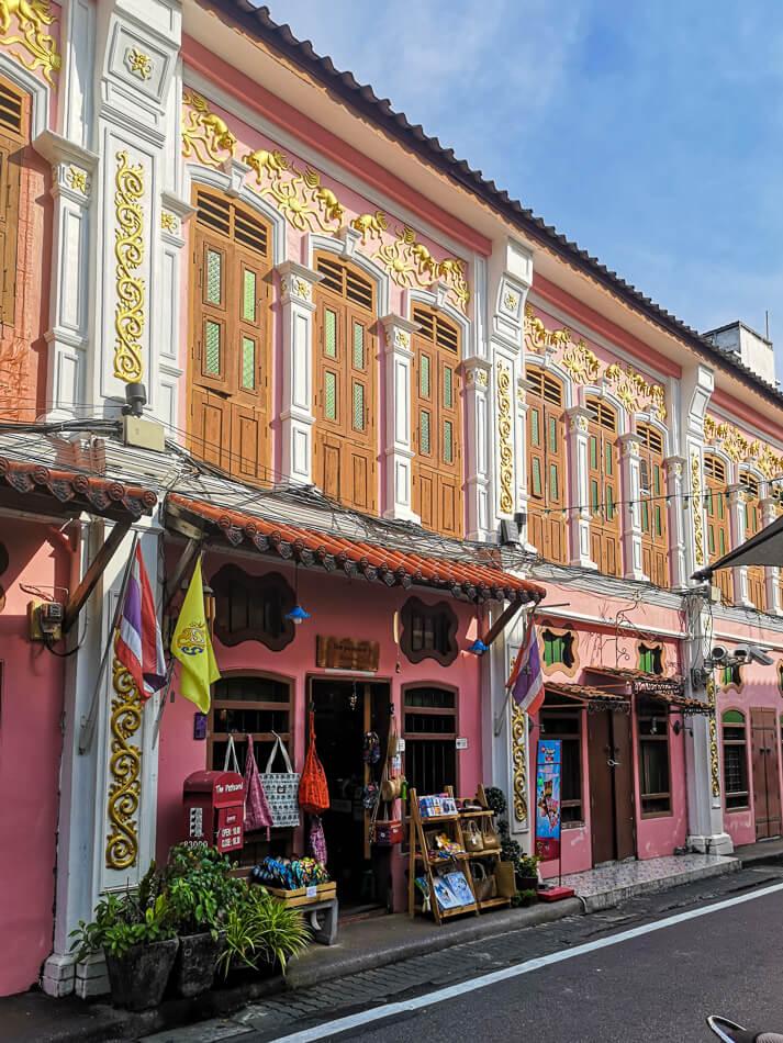 Soi Rommani, Phuket Town