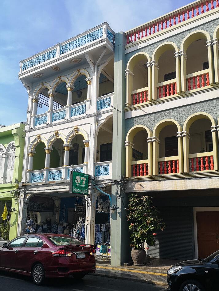 Thalang Guest House, Phuket Town