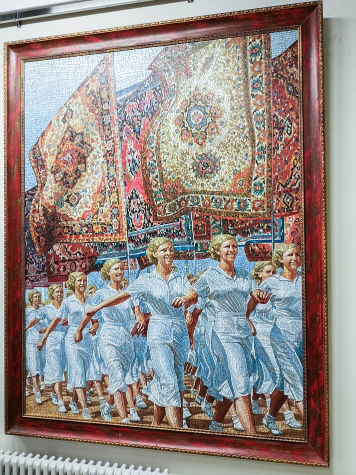 Pietarin nykytaiteen museo Erarta