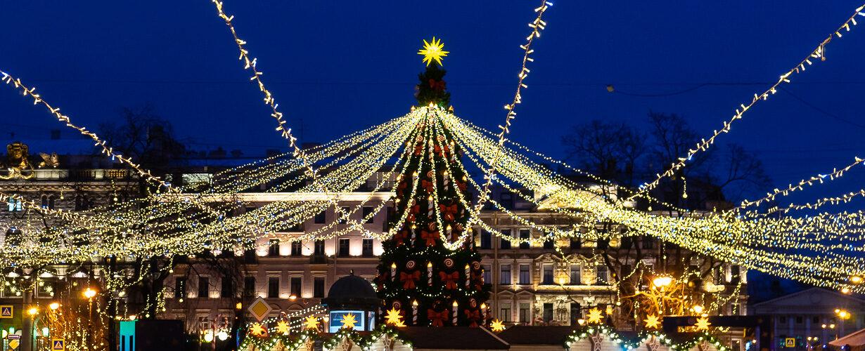 Pietarin joulumarkkinat