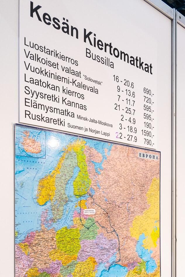 Elämysmatkat Turun Neva Tours
