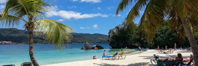 Cayo Levantado, Dominikaaninen tasavalta
