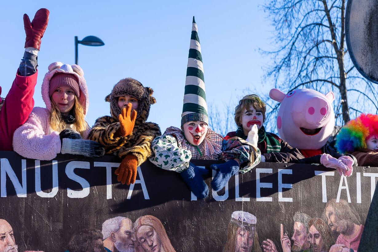 Tampereen penkkarit 2020