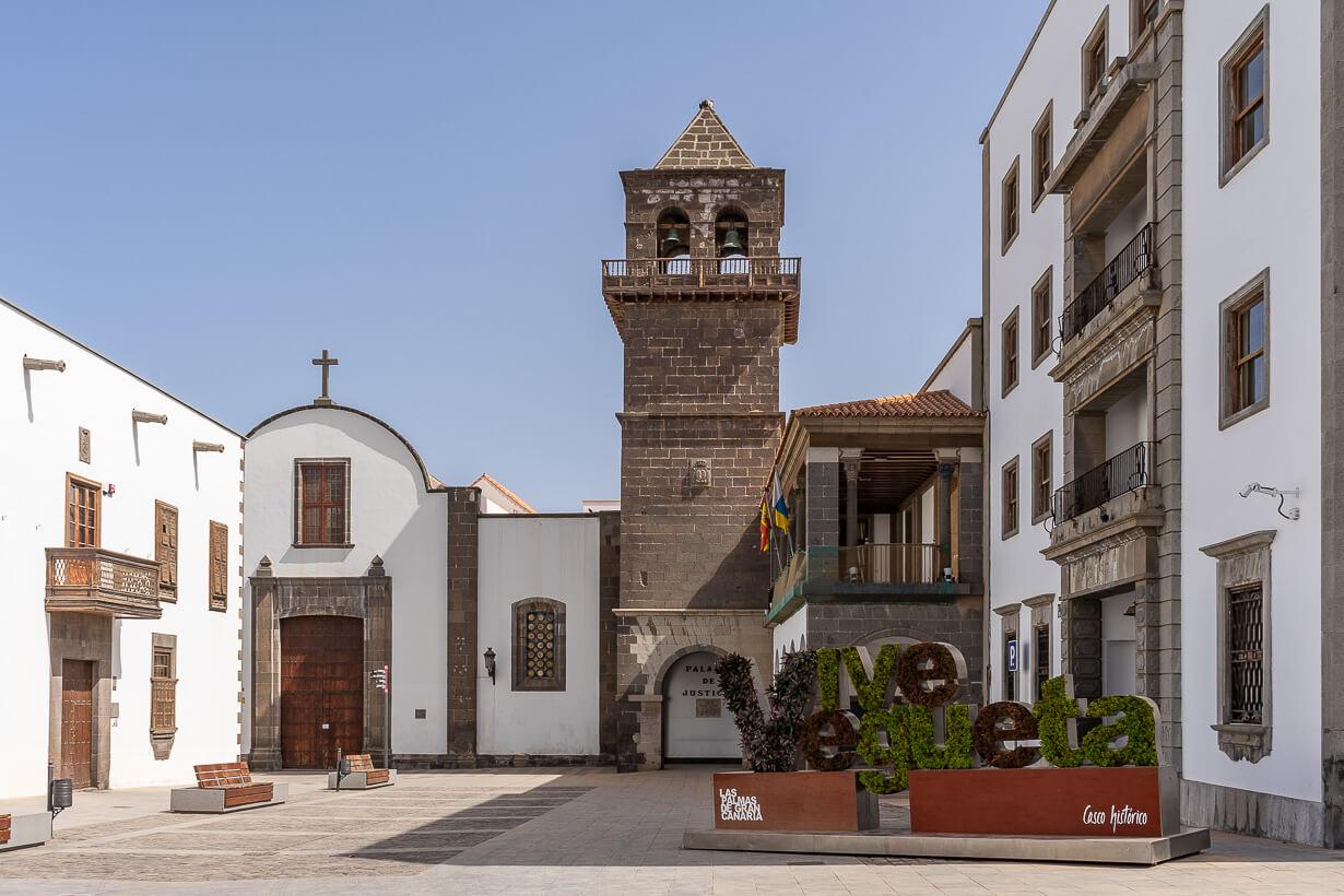 San Agustinin aukio, Vegueta, Las Palmas de Gran Canaria