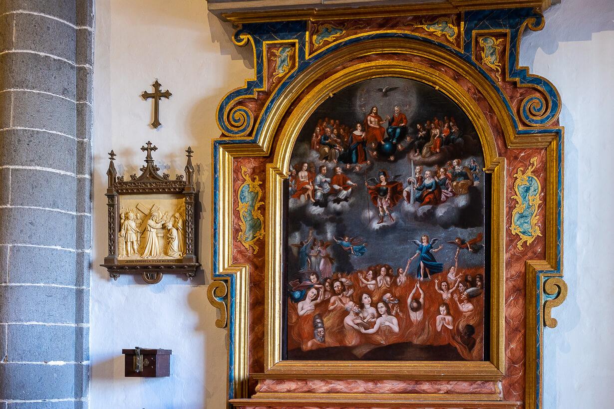 Terorin katedraali, Gran Canaria