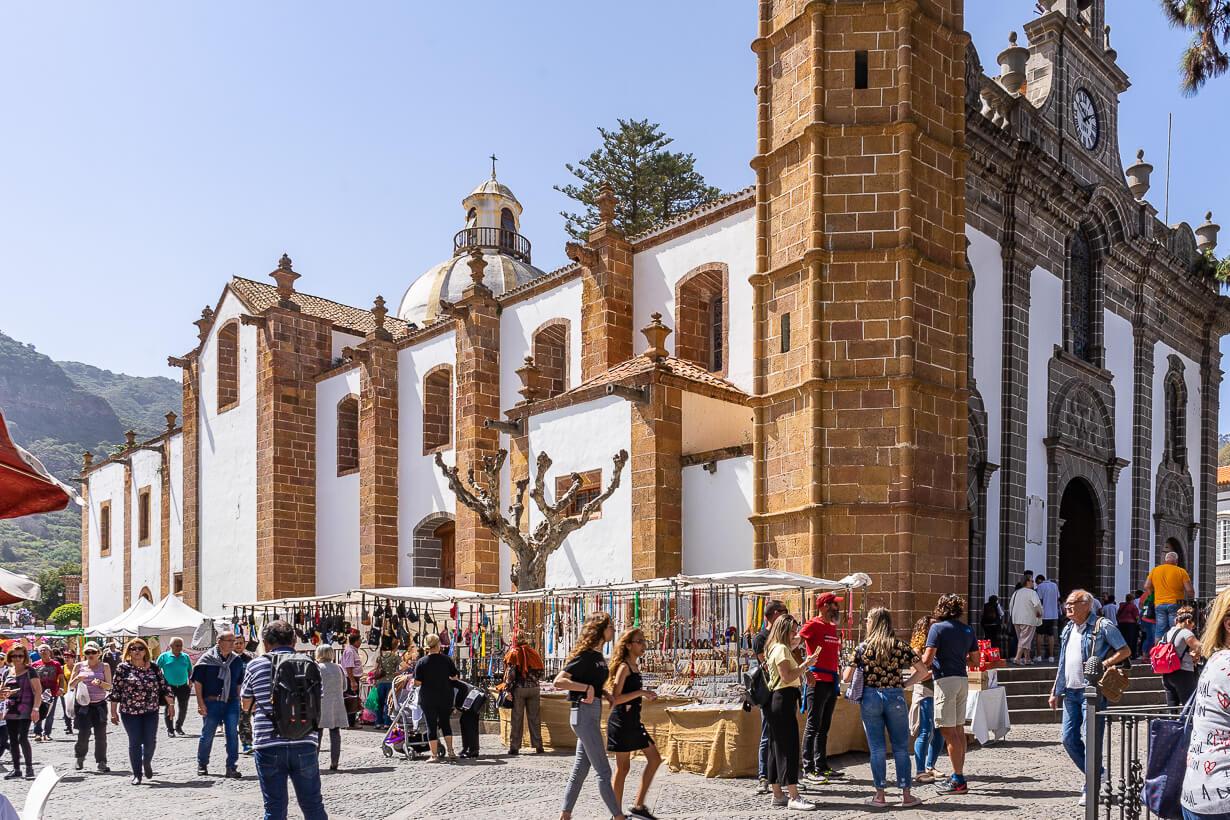 Terorin sunnuntaimarkkinat, Gran Canaria