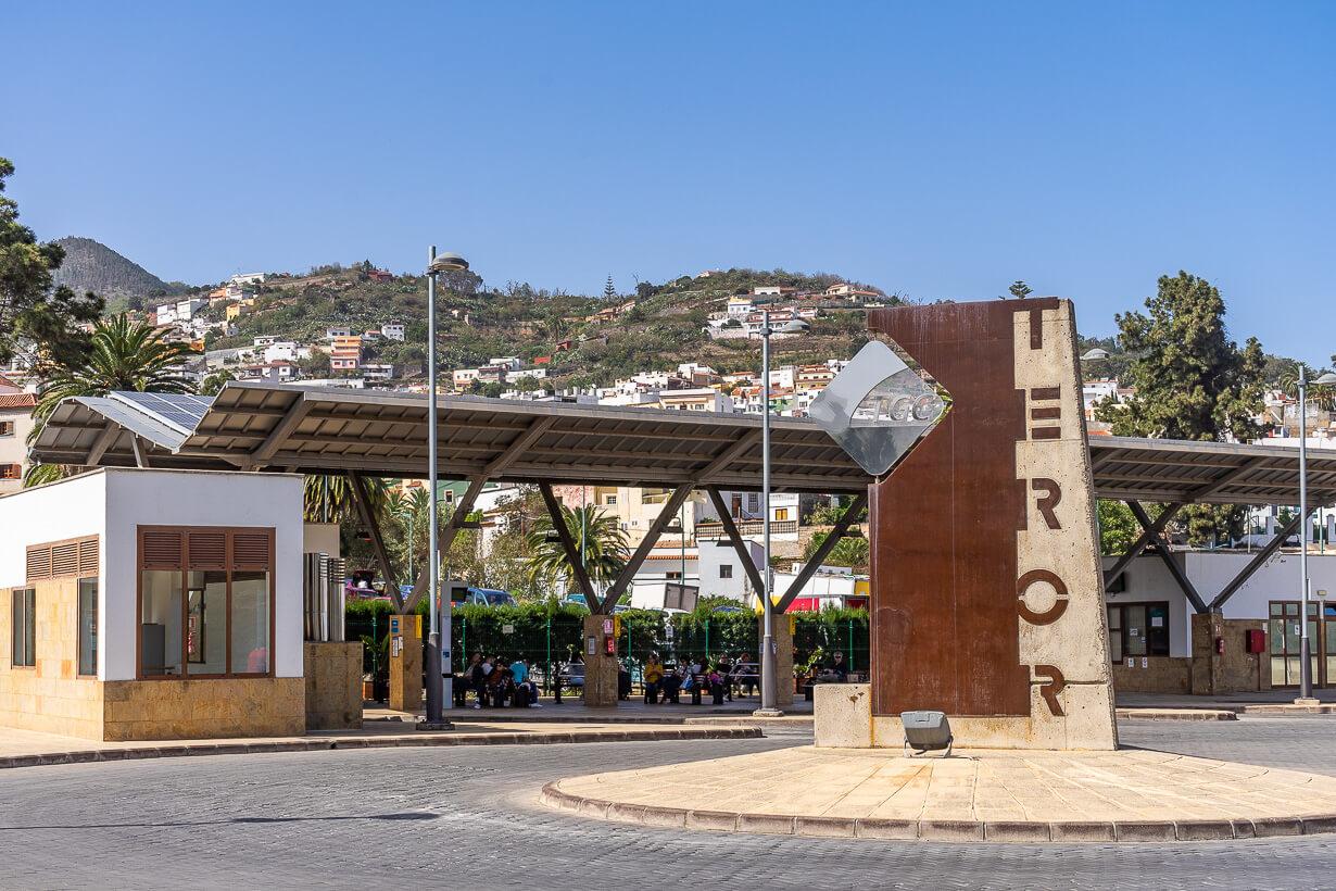 Terorin bussiasema, Gran Canaria