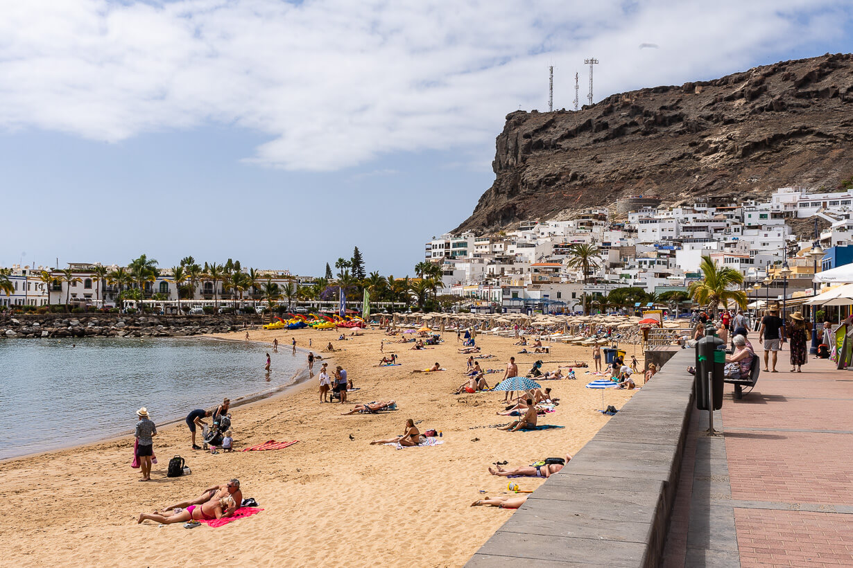 Playa de Mogan, Gran Canaria