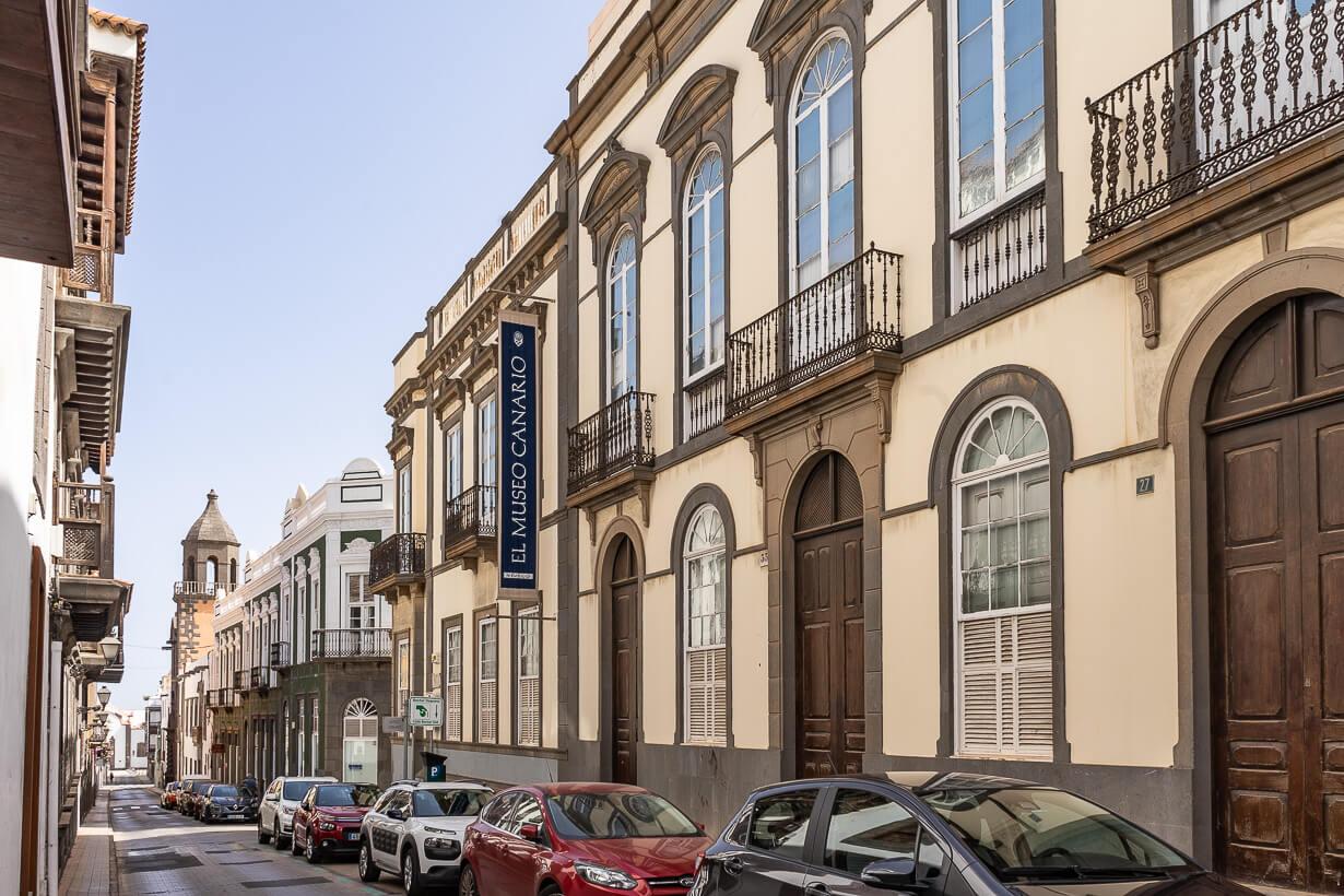 Museo Canario, Las Palmas