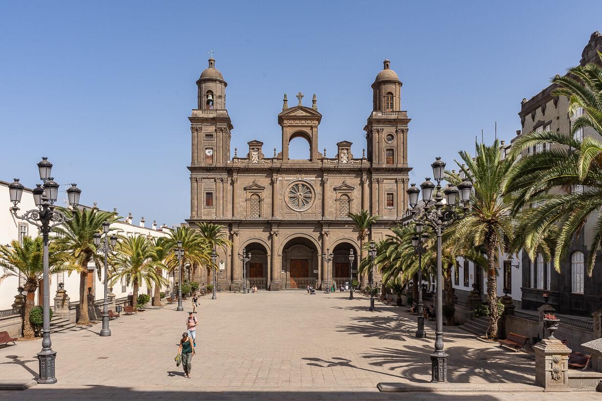 Santa Anan katedraali, Vegueta, Las Palmas de Gran Canaria