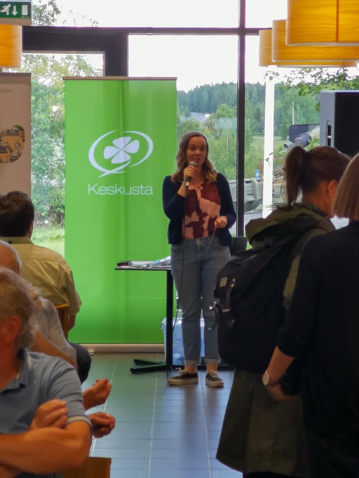 Katri Kulmuni, Neste Häijää