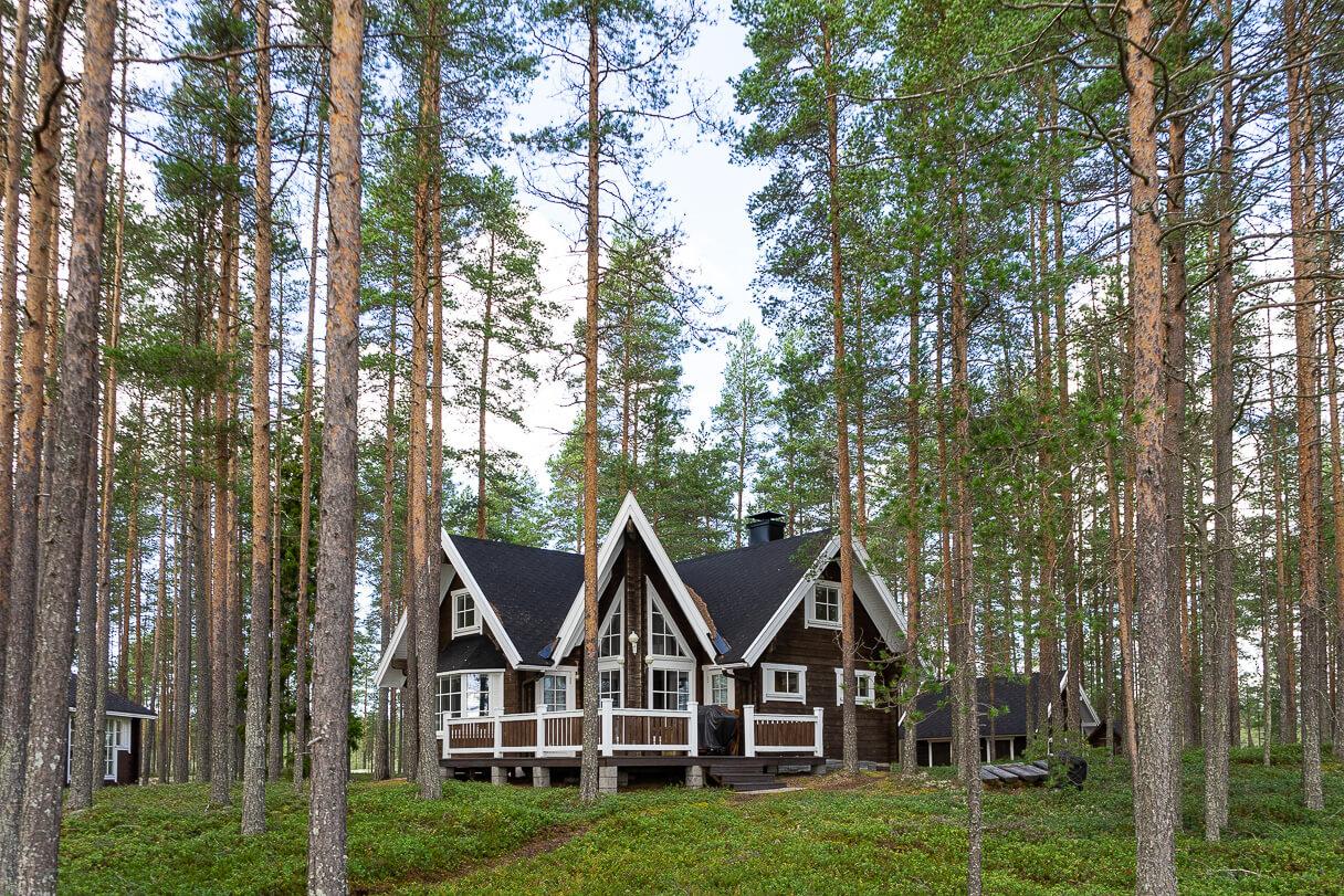 Kesämökki, Pitkäjärvi, Kalajoki