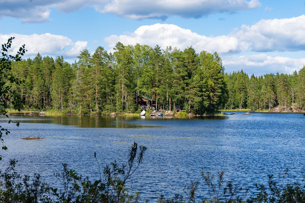 Alinen Ritajärvi, Sastamala