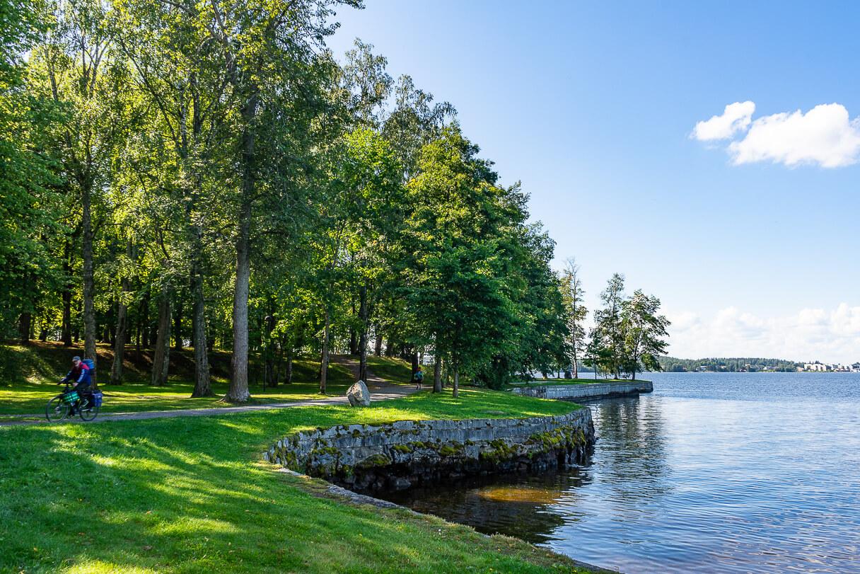 Hatanpään arboretumin puisto, Tampere