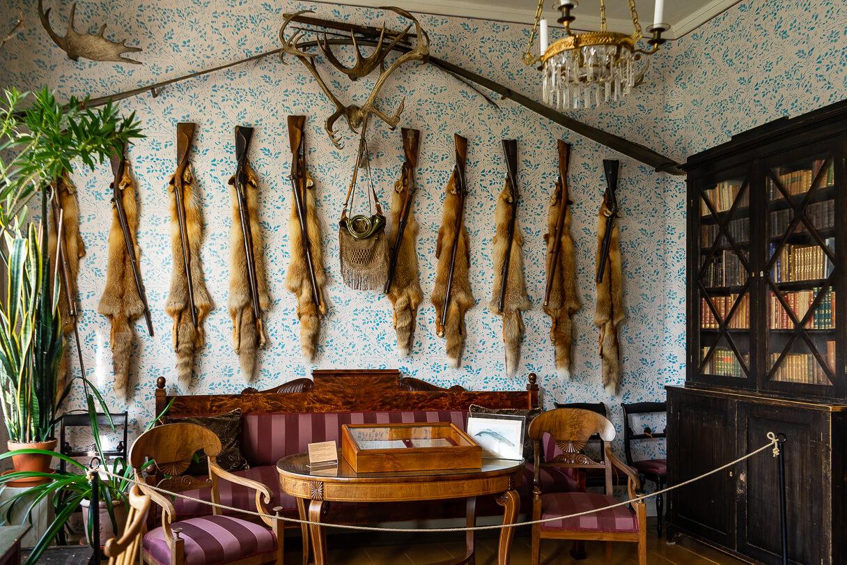 Runebergin kotimuseo, Porvoo