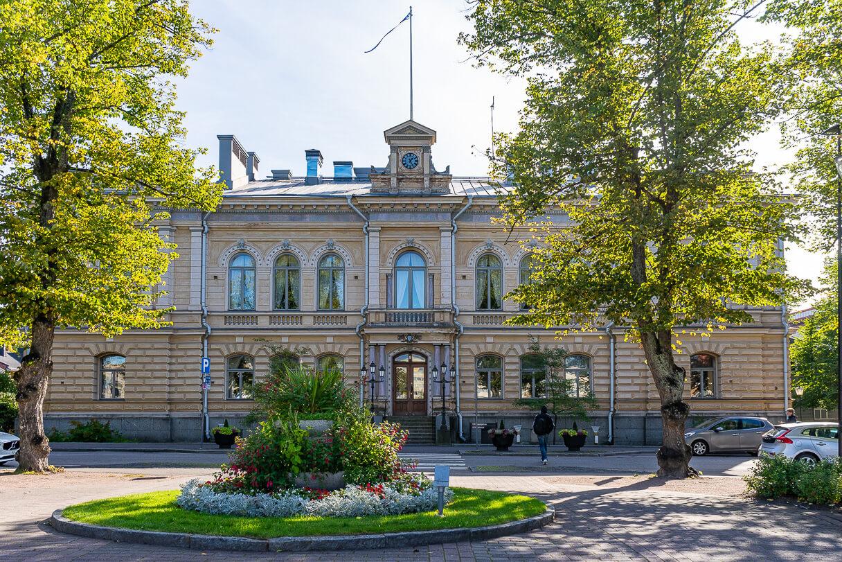 Porvoon kaupungintalo