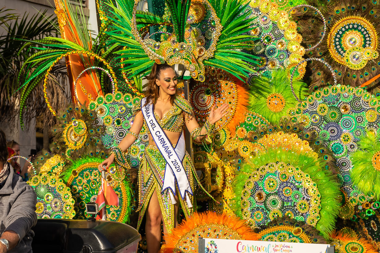 Las Palmasin karnevaalit