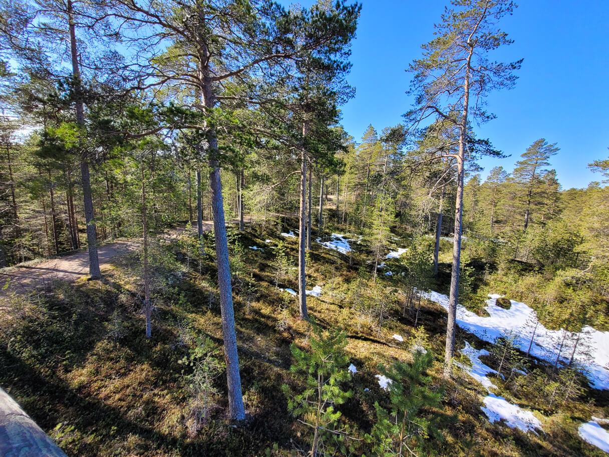 Viitapakkojen näkötorni, Hiekkasärkät, Kalajoki