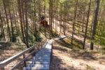 Viitapakkojen-Golfpuiston reitti, Kalajoen Hiekkasärkät