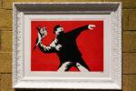 Banksy-näyttely Serlachius-museossa Mäntässä
