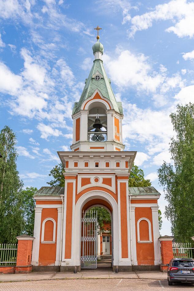 Haminan Pyhien apostolien Pietarin ja Paavalin ortodoksinen kirkko